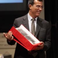 Cortonantiquaria 2012. Trofeo donato a Giovanni Floris