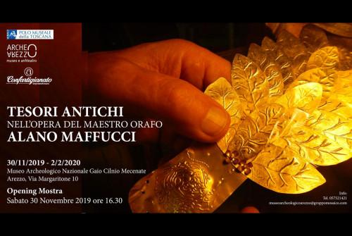 (Italiano) Tesori antichi del maestro orafo Alano Maffucci
